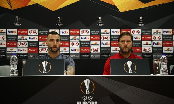 Μαρτίνς: «Θα βγάλουμε ποδοσφαιρικό εγωισμό με Ντιναμό»