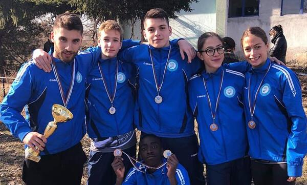 Μοντέρνο Πένταθλο: Σάρωσαν τα μετάλλια οι Έλληνες πρωταθλητές στη Βουλγαρία