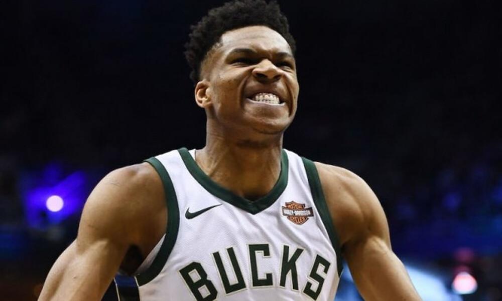 NBA: Νέα… πτήση του Γιάννη στο Top-10 (video)