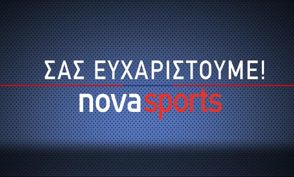 Το κανάλι του Novasports.gr στο YouTube ξεπέρασε τους 100.000 συνδρομητές!