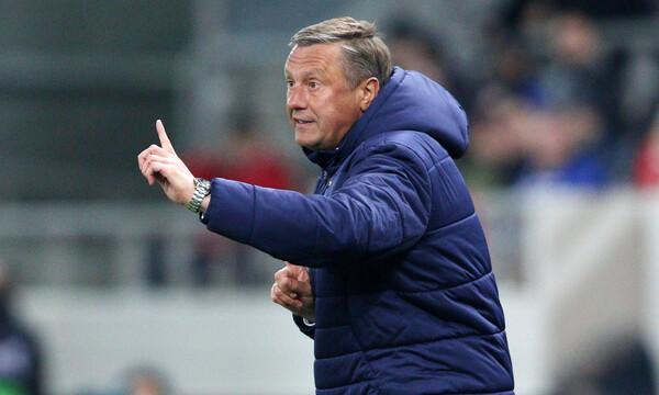 Χάτκσεβιτς: «Οι πιθανότητες πρόκρισης είναι 50-50»