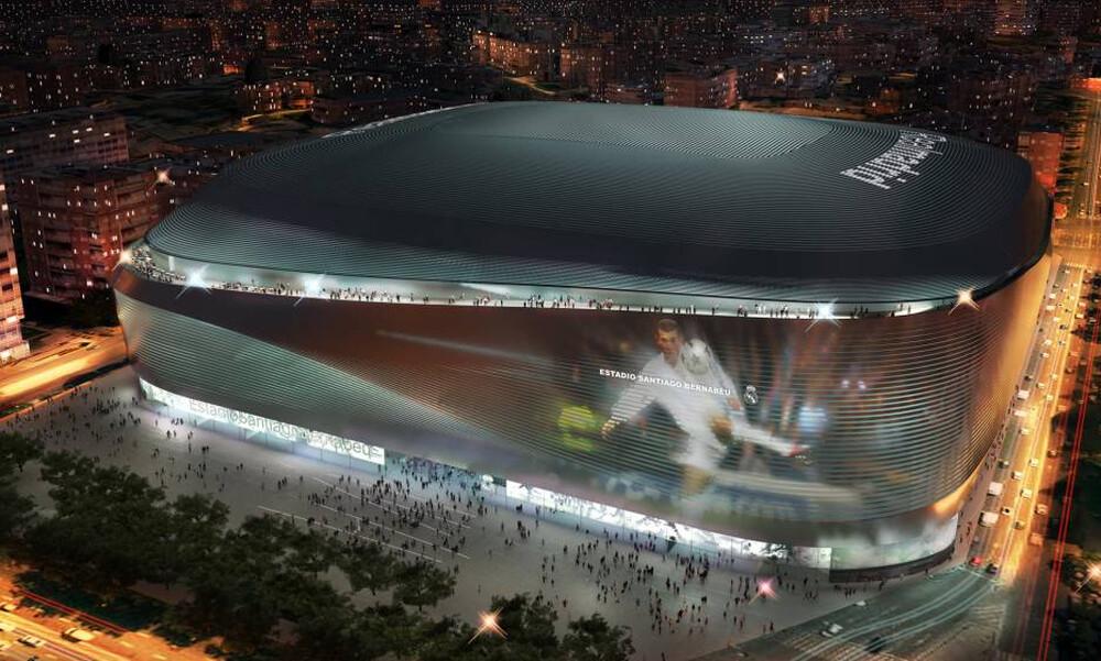 Ρεάλ Μαδρίτης: Εγκρίθηκε απίστευτο δάνειο για το νέο «Σαντιάγκο Μπερναμπέου» (photos+video)