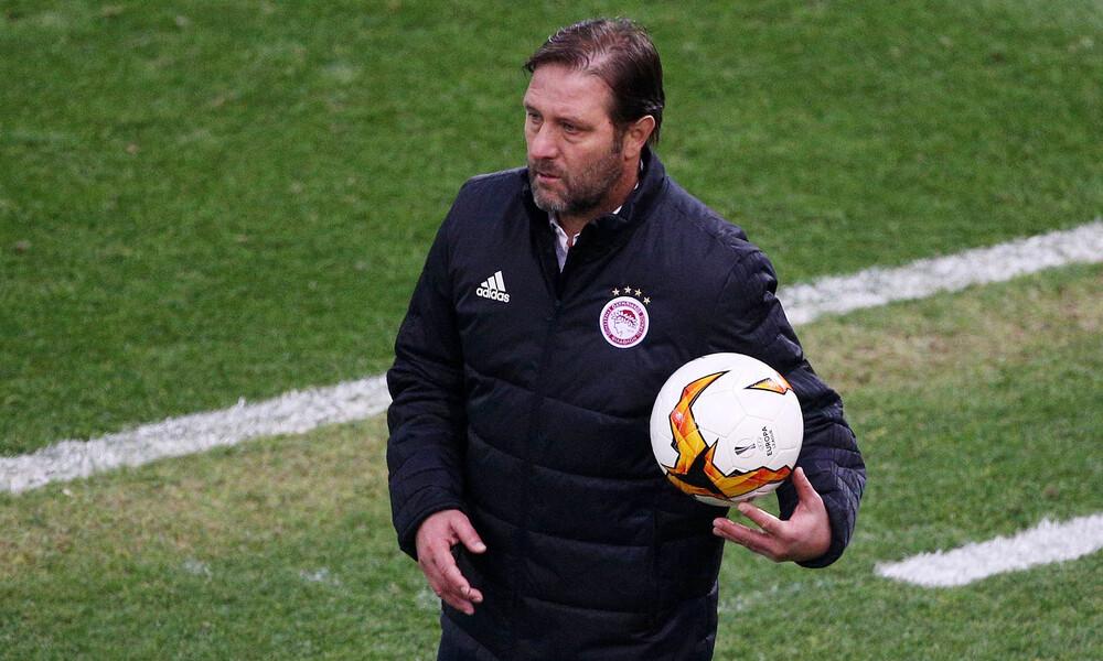 Μαρτίνς: «Οπωσδήποτε νίκη με ΑΕΚ, στο Κίεβο για την πρόκριση»