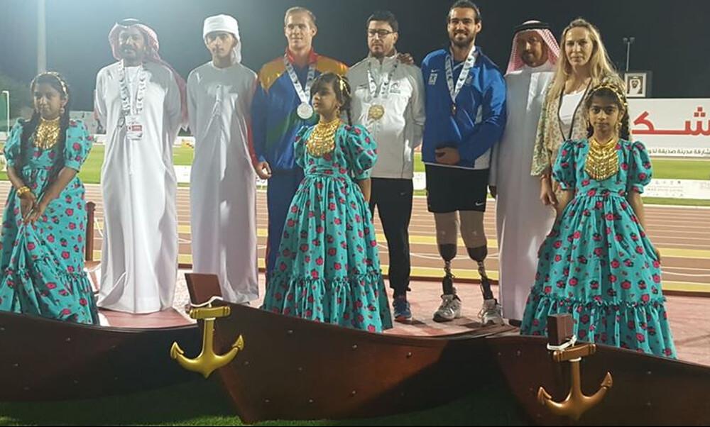 Δύο παγκόσμια ρεκόρ και ένα χάλκινο μετάλλιο ο Σεβδικαλής