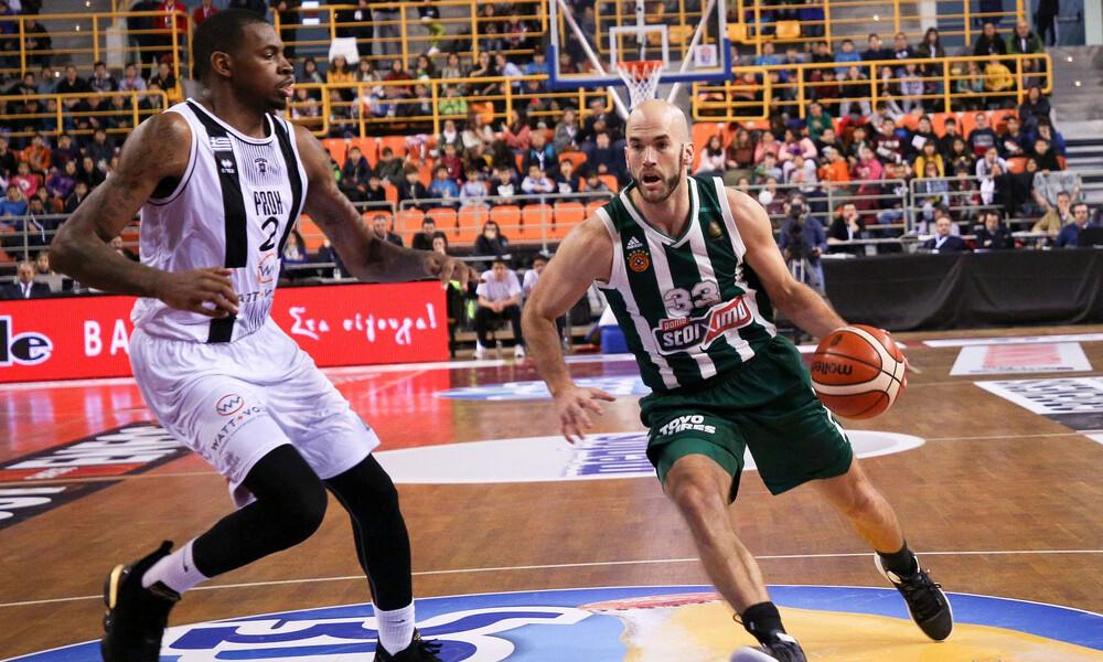 ΠΑΟΚ - Παναθηναϊκός LIVE ο τελικός Κυπέλλου Ελλάδας Μπάσκετ