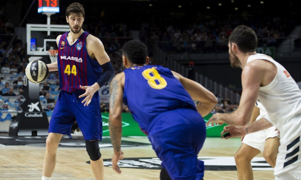Το σήκωσε μέσα στη Μαδρίτη η Μπαρτσελόνα!