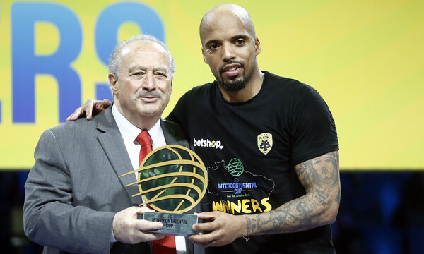 ΑΕΚ – Φλαμένγκο: Ο… Τζόρνταν της «Ένωσης» MVP του Διηπειρωτικού Κυπέλλου!
