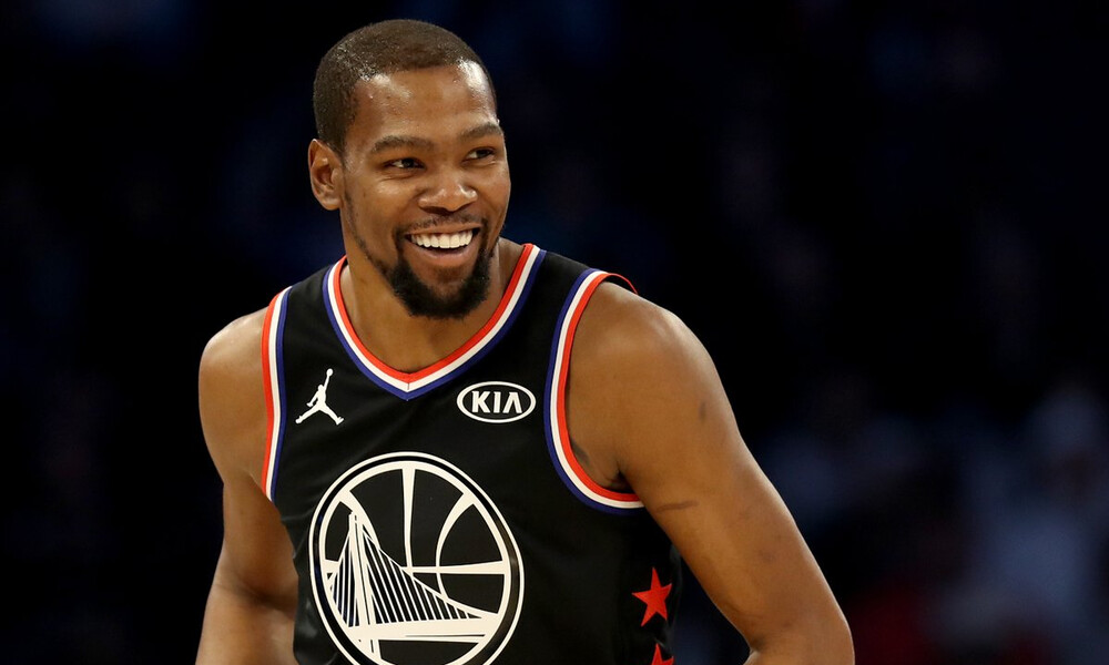NBA All Star Game 2019: MVP ο Κέβιν Ντουράντ (video+photos)