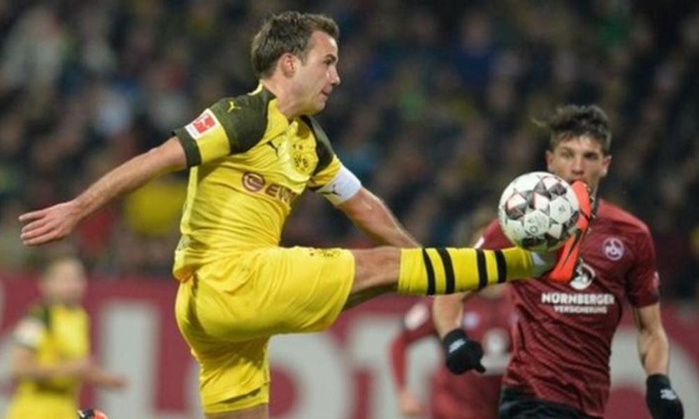 Νέα «γκέλα» η Ντόρτμουντ, 0-0 στη Νυρεμβέργη (video)
