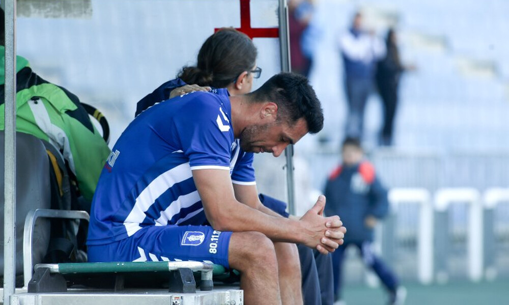 Football League: Άσχημα νέα για Περόνε στον Ηρακλή