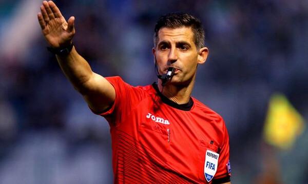Σφυρίζει στο Europa League o Σιδηρόπουλος!