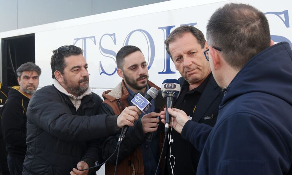 Αγγελόπουλος: «Συγκίνηση και τιμή για την ΑΕΚ»