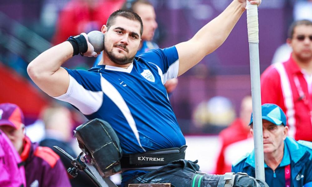 «Ασημένιος» ο Στεφανουδάκης στη σφαίρα, 3ος ο Μαλακόπουλος στα 200μ.