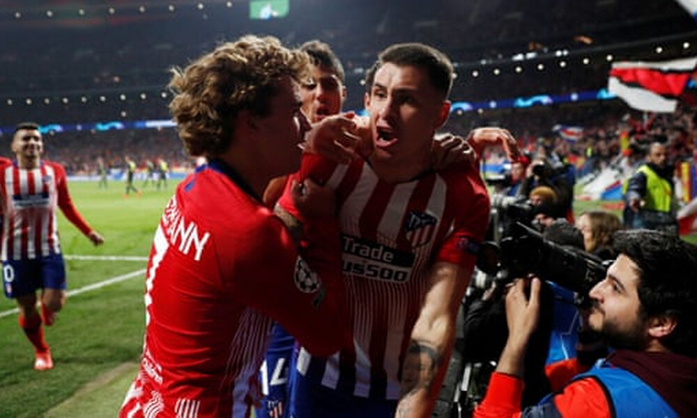 Champions League: Η Ατλέτικο «ξέρανε» Γιουβέντους και Ρονάλντο! (video)