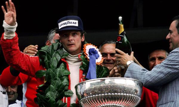 Κανείς δεν ξεγέλασε το θάνατο τόσο έντονα όσο o Niki Lauda