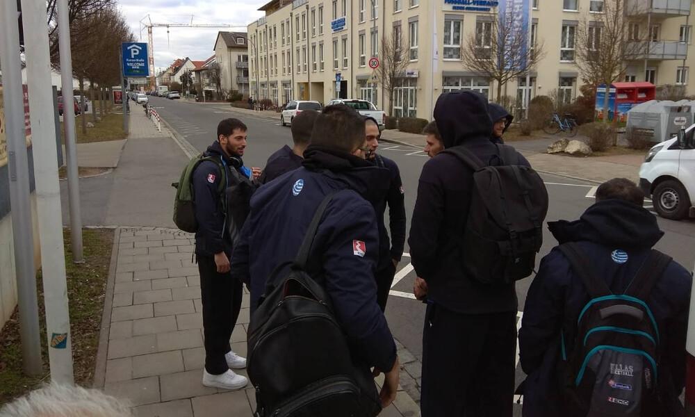 Εθνική Ανδρών: Στη Γερμανία για την πρωτιά χωρίς Μπουρούση και Κατσίβελη (photo)