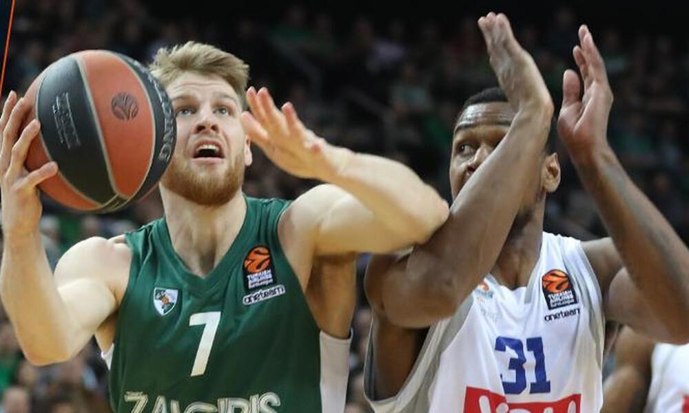 Ζαλγκίρις Κάουνας-Μπούντουτσνοστ 84-76: Τα χρειάστηκε αλλά έκανε το comeback (photos+video)