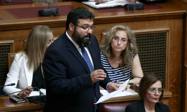 Κατατέθηκε στη Βουλή το νέο αθλητικό νομοσχέδιο