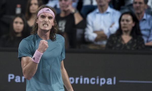 Στον τελικό του Open της Μασσαλίας ο Τσιτσιπάς (video)