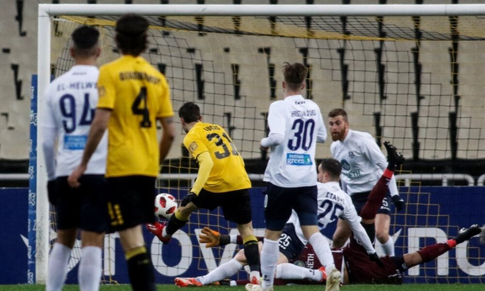 ΑΕΚ: Νίκη με 2-1 μετά από 47 παιχνίδια!