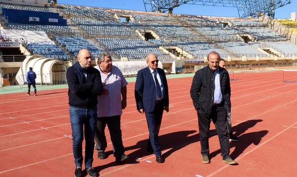 Εθνική Ελλάδας: Δεν πάει άμεσα στο Παγκρήτιο - Που θα γίνουν τα ματς με Ιταλία και Αρμενία!