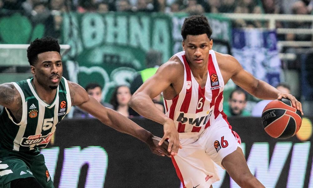 Ολυμπιακός: Τουπάν αντί Στρέλνιεκς στη Basket League