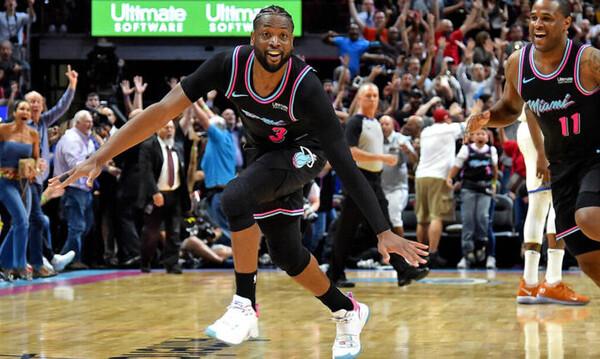 To απίστευτο buzzer-beater του Wade κόντρα στους Warriors! (vid)