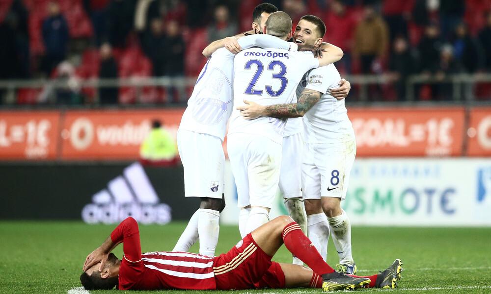 Ολυμπιακός-Λαμία: Στα ημιτελικά του Κυπέλλου μετά από 47 χρόνια!