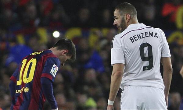 Ποιος θα «χτυπήσει» πρώτος στο El Clasico ο Μπενζεμά ή ο Μέσι;