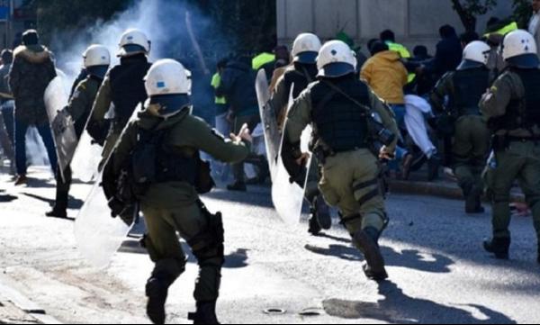 Εικόνες καταστροφής στη Νίκαια: Συναγερμός για το Προοδευτική-Ιωνικός! (photos)
