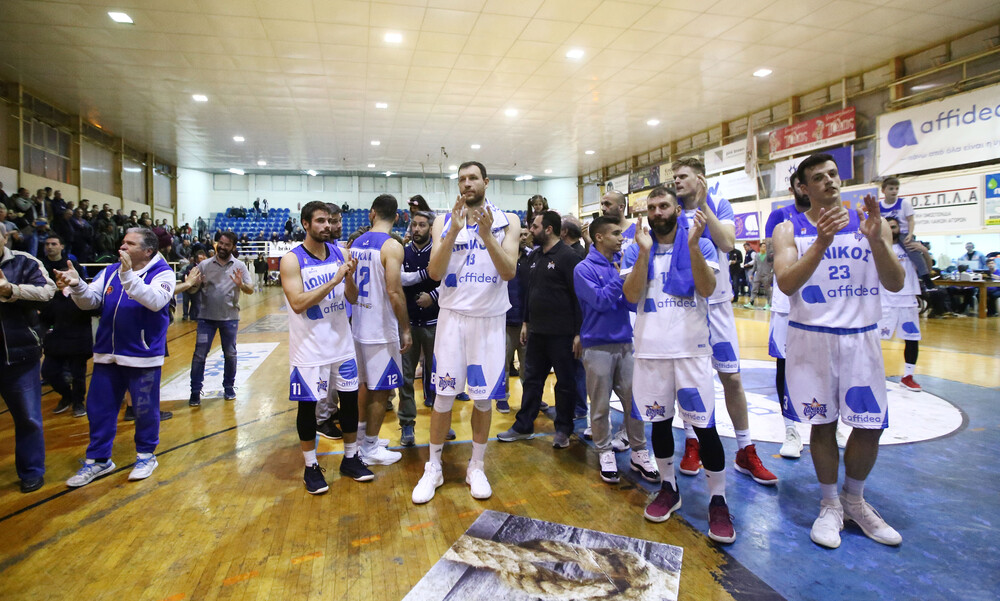 Α2 Ανδρών: Φουλ για την Basket League με τρομερό Μαυροκεφαλίδη ο Ιωνικός Νικαίας!