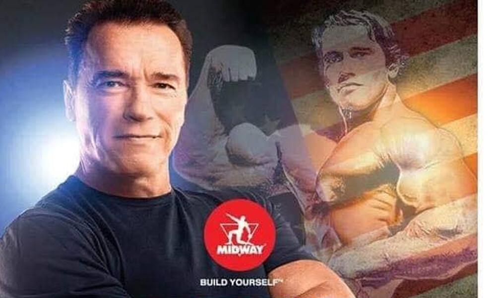 Στα βήματα του Arnold Schwarzenegger