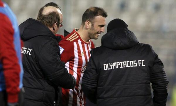 Απόλλων – Ολυμπιακός: Σοκ με Τοροσίδη! (photos)