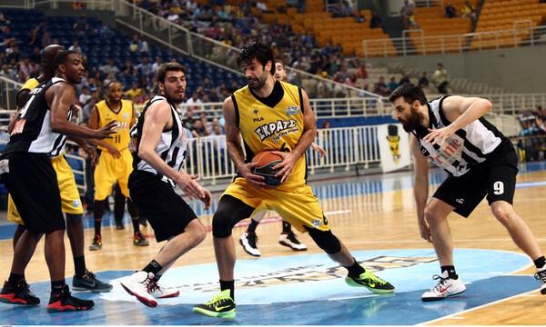 Εμφύλιος Δικεφάλων στο Basketball Champions League