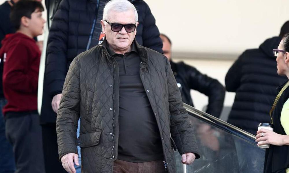 ΑΕΚ: Απίστευτο σκηνικό στα Σπάτα - «Φόρτωσε» ο Μελισσανίδης! (photos)