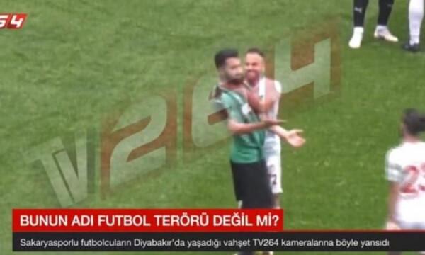 «Καμπάνα» στον παίκτη που επιτέθηκε με ξυραφάκι στον αντίπαλο του στην Τουρκία (photo)