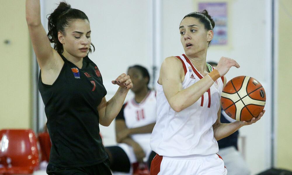 Μπάσκετ γυναικών: «Περίπατος» για Ολυμπιακό με Αθηναϊκό