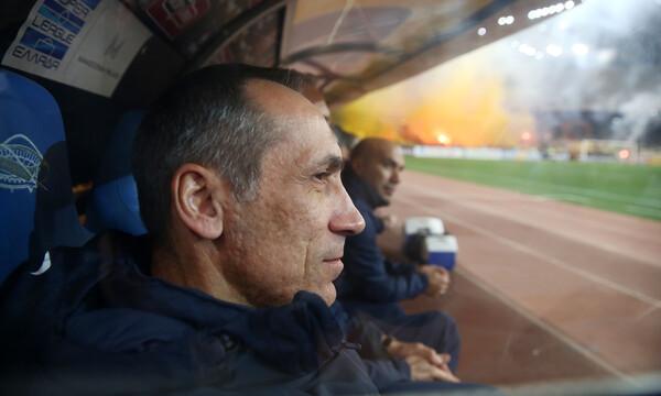 Δώνης: «Θα παίξουμε επιθετικά για να κερδίσουμε τον Ολυμπιακό»
