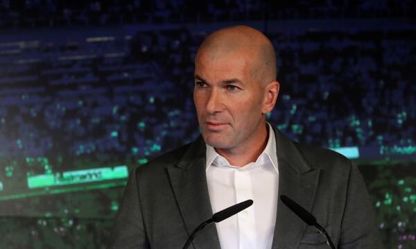 Ζιντάν: «Δεν είναι το θέμα να επιστρέψει ο Ρονάλντο, αλλά η Ρεάλ Μαδρίτης στην κορυφή» (video)