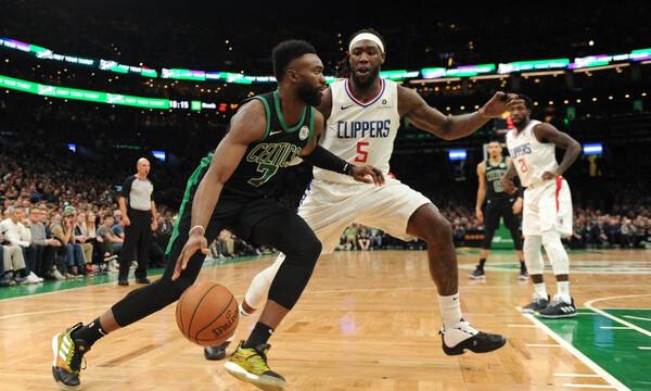 NBA: Ισοπεδωτικοί Κλίπερς (videos+photos)
