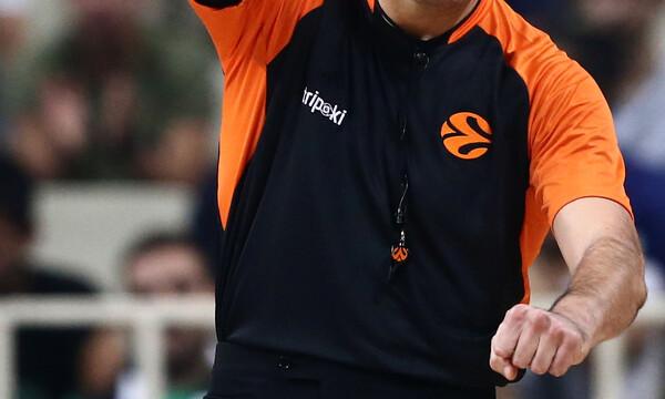 Αρμάνι Μιλάνο-Ολυμπιακός: Οι διαιτητές της αναμέτρησης (photo)
