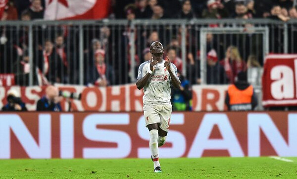 Μπάγερν Μονάχου – Λίβερπουλ: Ο Μανέ βάζει «φωτιά» στο ματς! (video+photos)