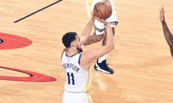 NBA: Πήραν το ντέρμπι οι Γουόριορς (photos+video)