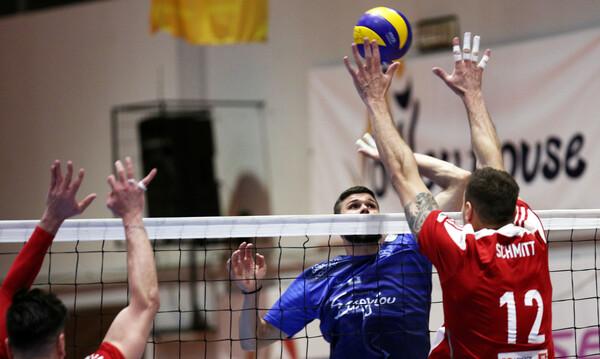 Volley League: «Σφαλιάρα» για Ολυμπιακό στην Κηφισιά