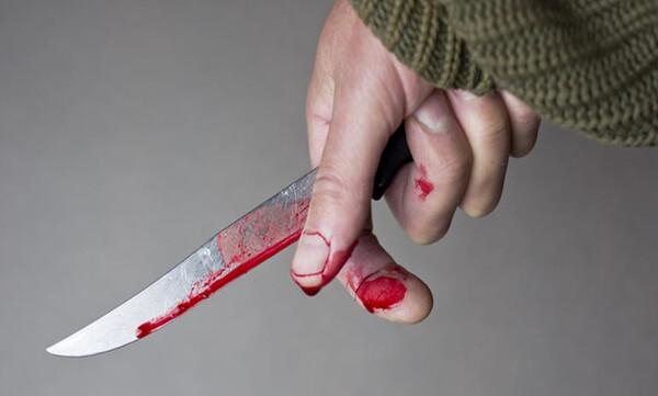 Αυτή η γυναίκα μαχαίρωσε τον σύντροφό της και μετά… (photos+video)