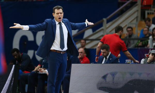 ΤΣΣΚΑ Μόσχας-Παναθηναϊκός ΟΠΑΠ: Εκνευρίστηκε για το… 2-0 του Παναθηναϊκού ο Ιτούδης