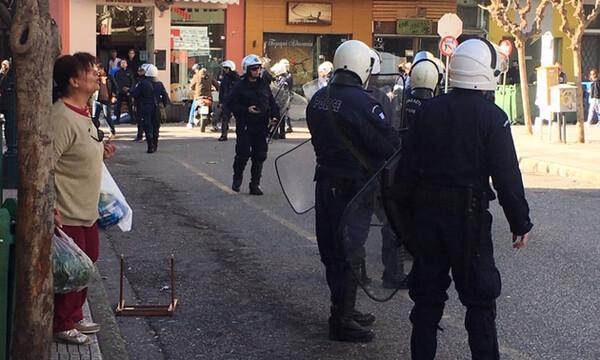 Παναιτωλικός-ΠΑΟΚ: Τέσσερις προσαγωγές για τα επεισόδια στο Αγρίνιο