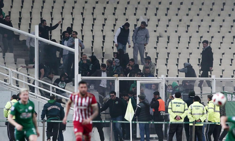 Παναθηναϊκός – Ολυμπιακός: Τρόμαξαν και οι σκάουτ στο ΟΑΚΑ!