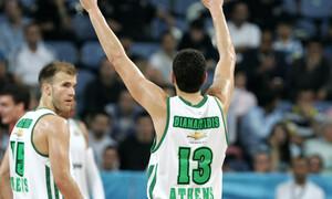 Το αφιέρωμα της Euroleague στον Δημήτρη Διαμαντίδη: «Όλοι γύρω του γίνονταν καλύτεροι» (video)