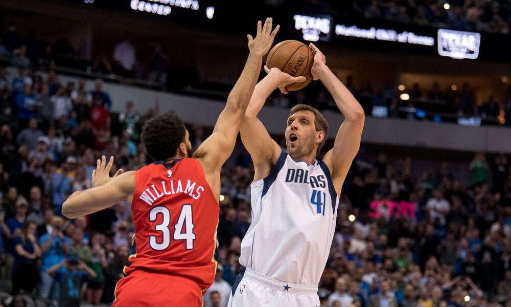 NBA: Ο μεγάλος Νοβίτσκι στο Top-10 (video+photos)